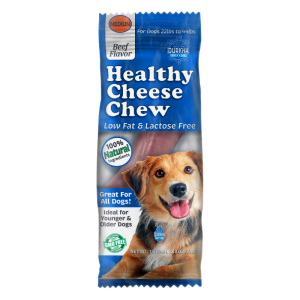 Durkha Healthy Cheese Chew - Peanut Butter - Medium